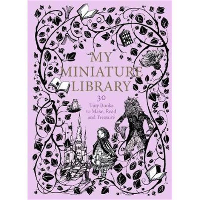 My Miniature Library - Daniela Jaglenka Terrazzini