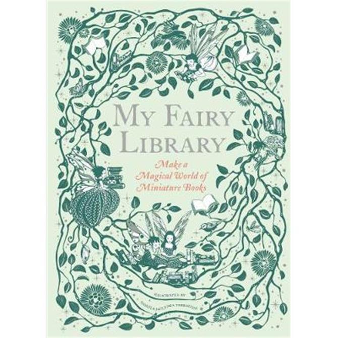 My Fairy Library - Daniela Jaglenka Terrazzini