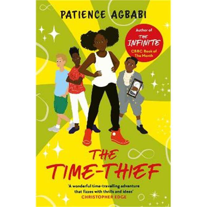 The Time-Thief (Paperback) - Patience Agbabi