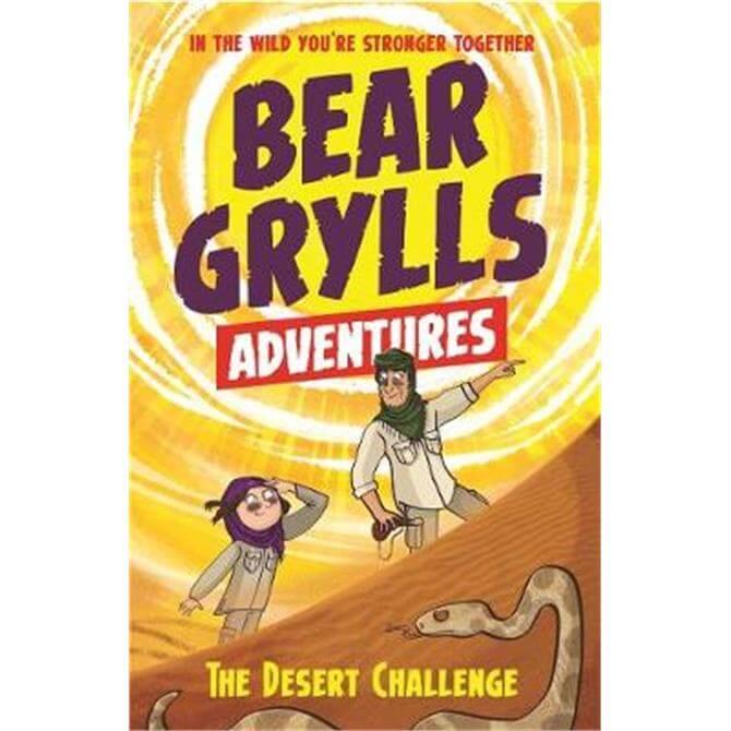 A Bear Grylls Adventure 2 (Paperback)