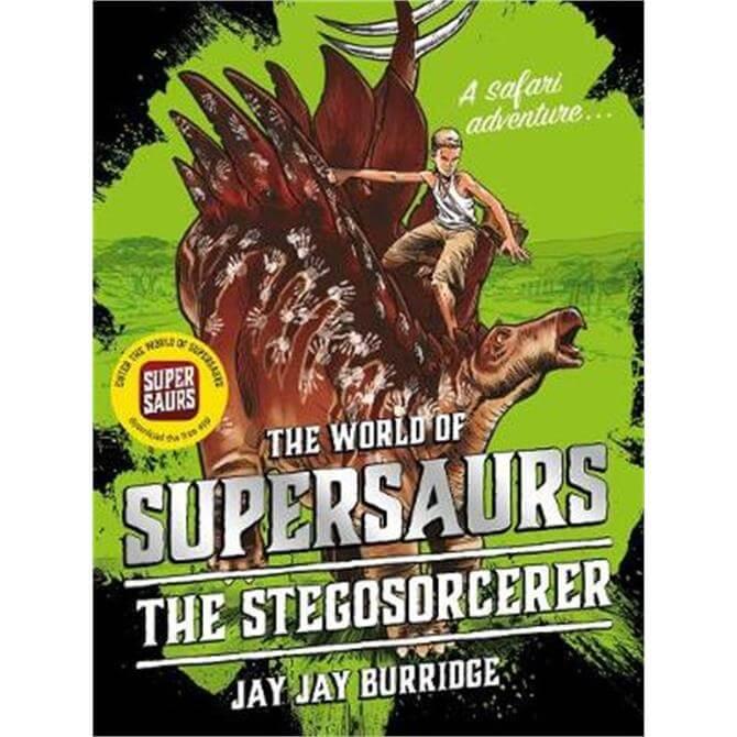 Supersaurs 2 (Paperback) - Jay Jay Burridge