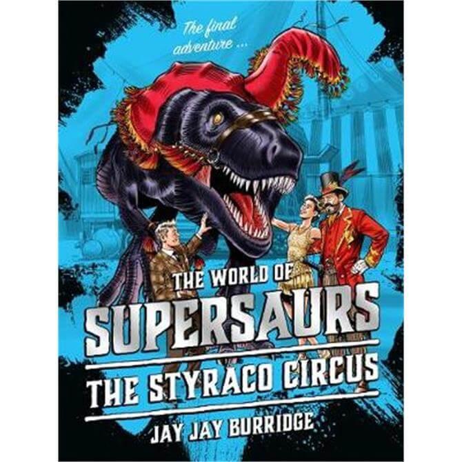 Supersaurs 6 (Paperback) - Jay Jay Burridge