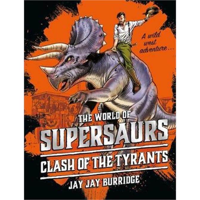 Supersaurs 3 (Paperback) - Jay Jay Burridge