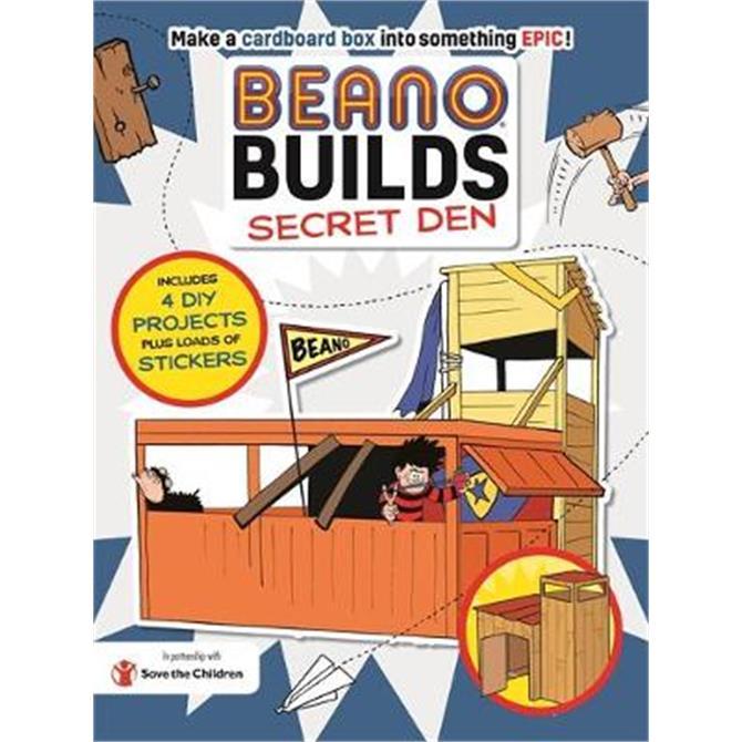 Beano Builds (Paperback)