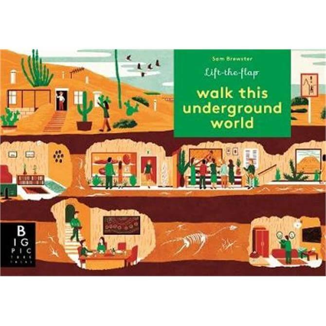 Walk This Underground World (Hardback) - Kate Baker