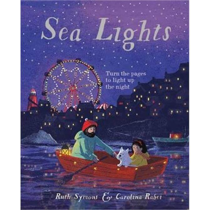 Sea Lights (Hardback) - Carolina Rabei