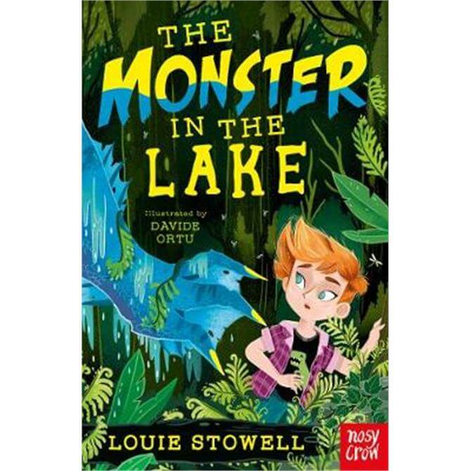 The Monster in the Lake (Paperback) - Louie Stowell