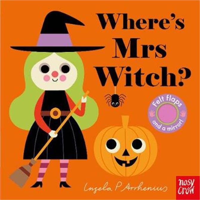 Where's Mrs Witch? - Ingela Peterson Arrhenius