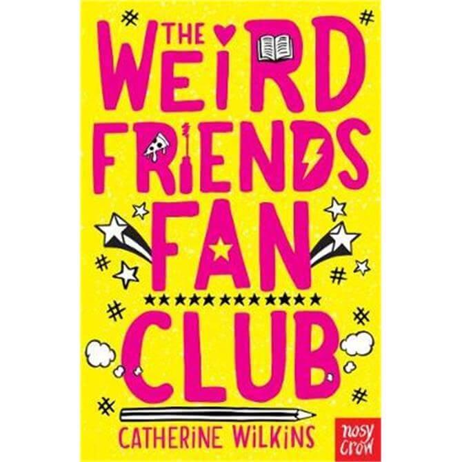 The Weird Friends Fan Club (Paperback) - Catherine Wilkins