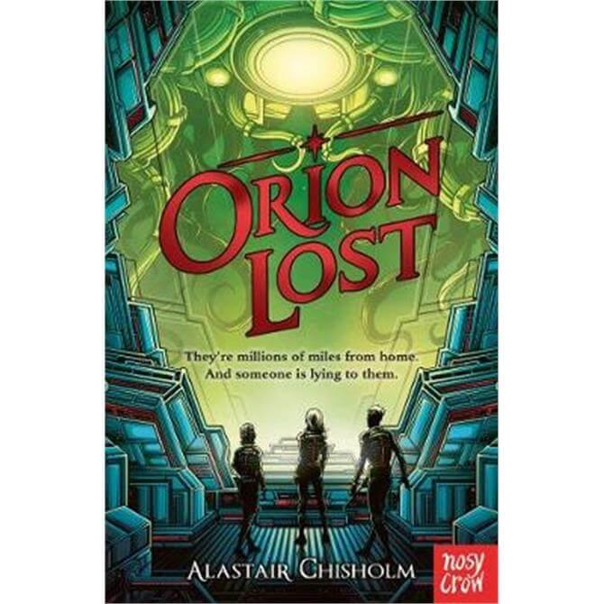 Orion Lost (Paperback) - Alastair Chisholm