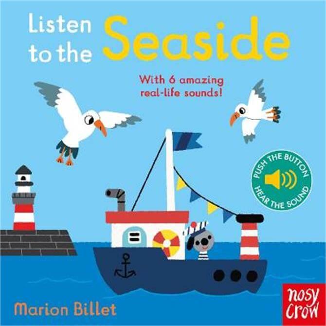 Listen to the Seaside - Marion Billet