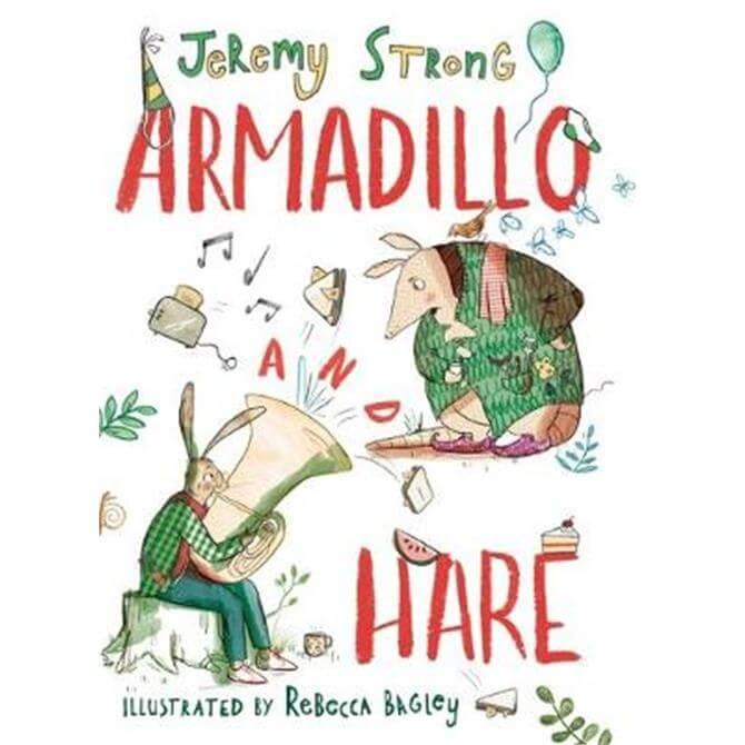 Armadillo and Hare (Hardback) - Jeremy Strong