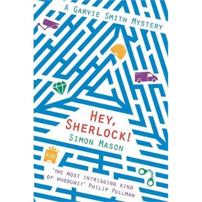 Hey Sherlock! (Paperback) - Simon Mason