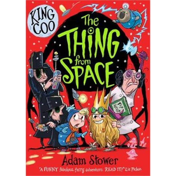 King Coo - The Thing From Space (Paperback) - Adam Stower
