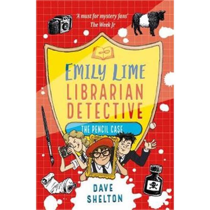 Emily Lime - Librarian Detective (Hardback) - Dave Shelton