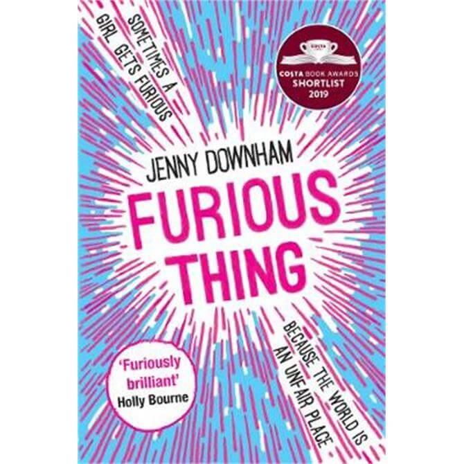 Furious Thing (Paperback) - Jenny Downham