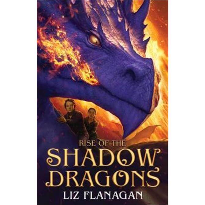 Rise of the Shadow Dragons (Paperback) - Liz Flanagan