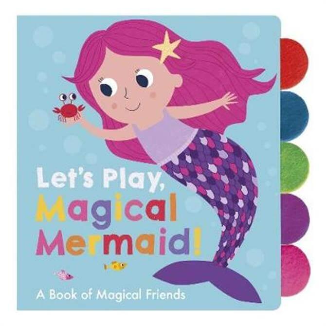 Let's Play, Magical Mermaid! - Adele Dafflon