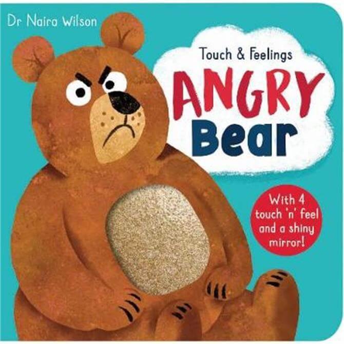 Angry Bear - Dr Naira Wilson