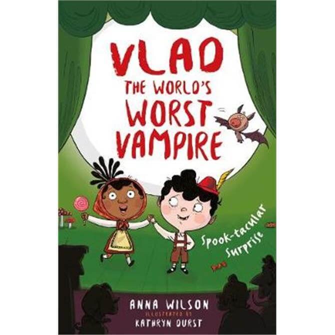 Spook-tacular Surprise (Paperback) - Anna Wilson