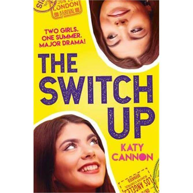 The Switch Up (Paperback) - Katy Cannon