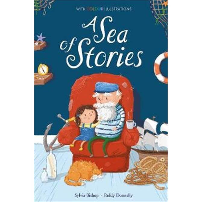 A Sea of Stories (Hardback) - Sylvia Bishop
