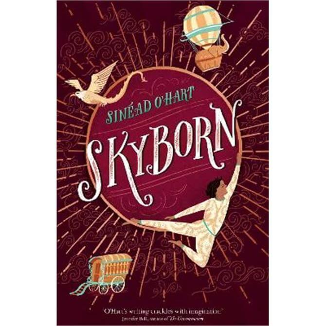 Skyborn (Paperback) - Sinead O'Hart