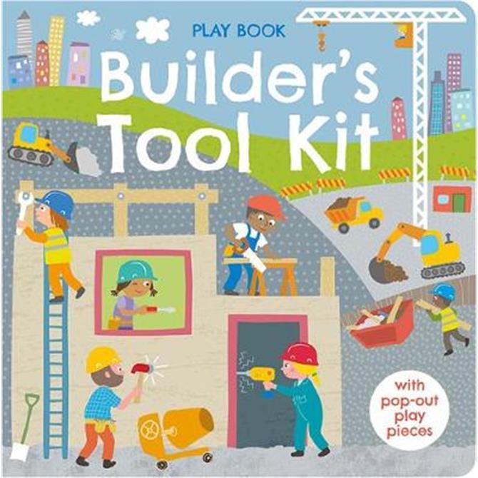 Builder's Tool Kit (Hardback) - Robyn Gale