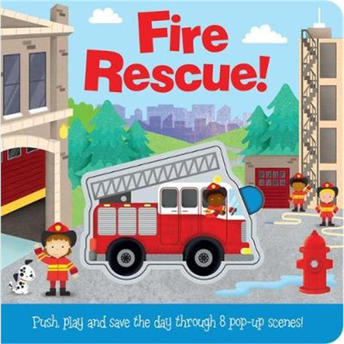 Fire Rescue! - Connie Isaacs