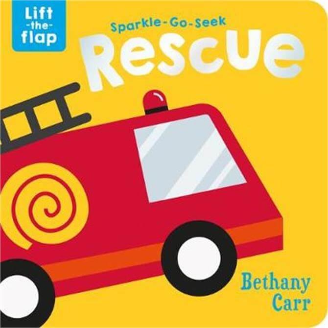 Sparkle-Go-Seek Rescue - Katie Button