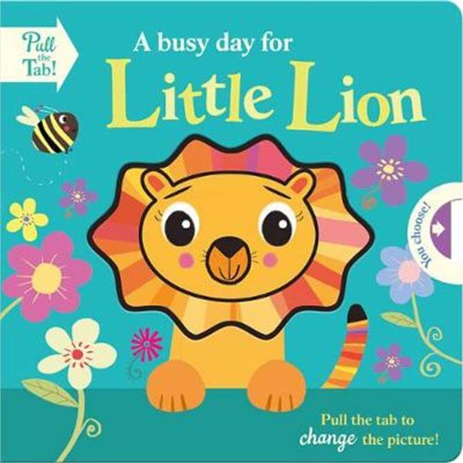 A busy day for Little Lion - Holly Hall