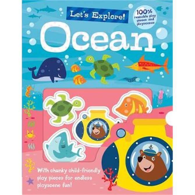 Let's Explore the Ocean - Georgie Taylor