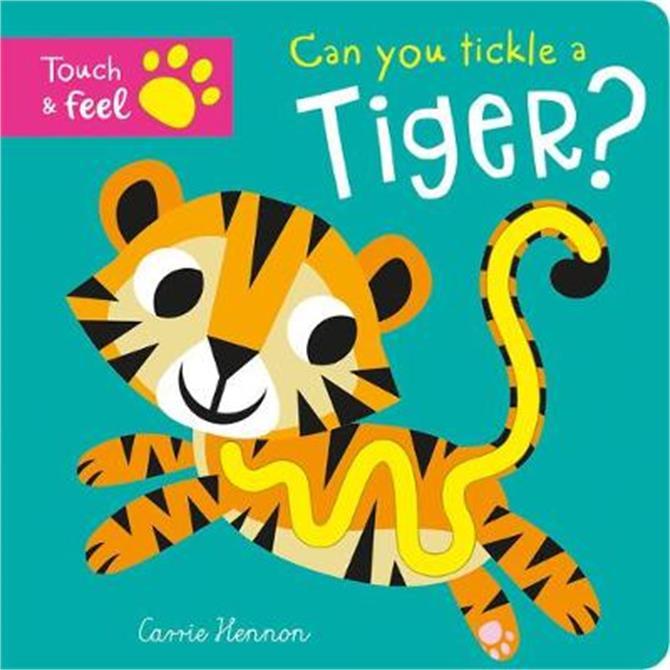 Can you tickle a tiger? - Bobbie Brooks