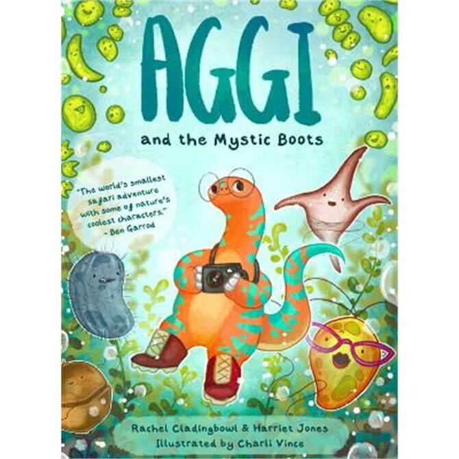 Aggi and the Mystic Boots (Paperback) - Rachel Cladingbowl & Harriet Jones