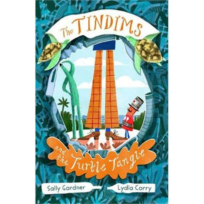 The Tindims and the Turtle Tangle (Paperback) - Sally Gardner