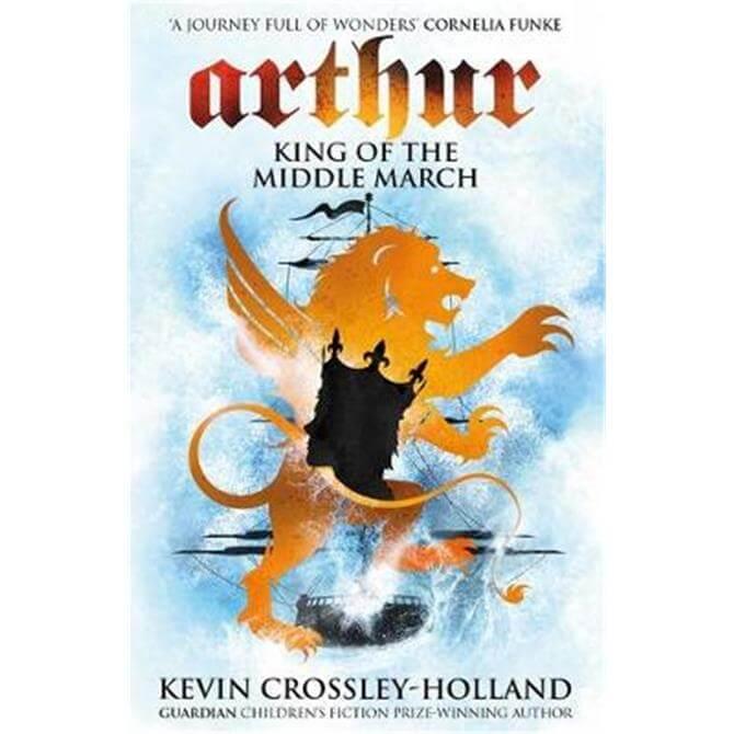 Arthur (Paperback) - Kevin Crossley-Holland