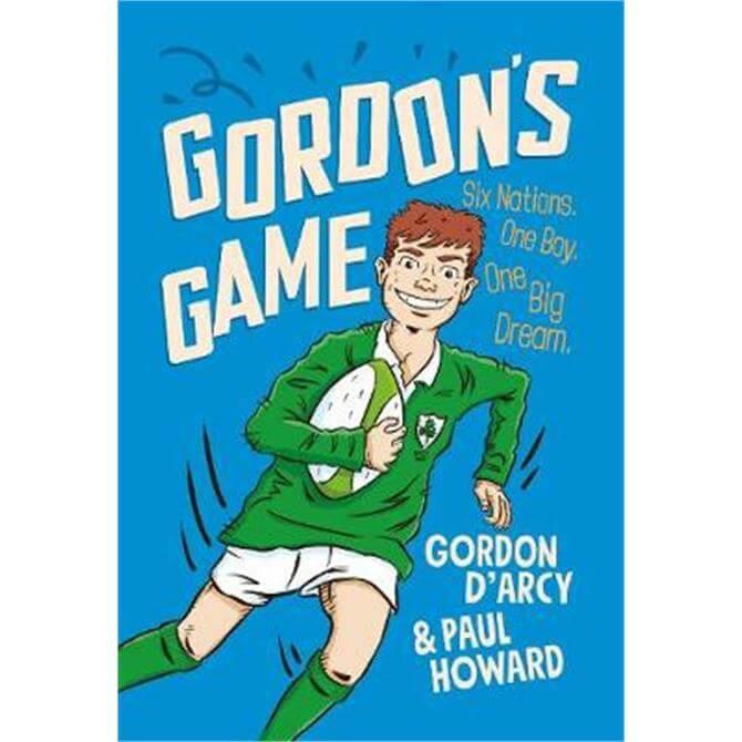 Gordon's Game (Hardback) - Paul Howard