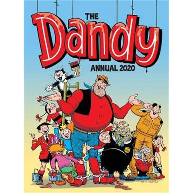 The Dandy Annual (Hardback)
