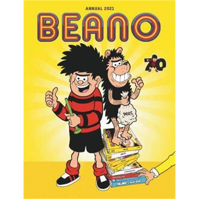 Beano Annual (Hardback)