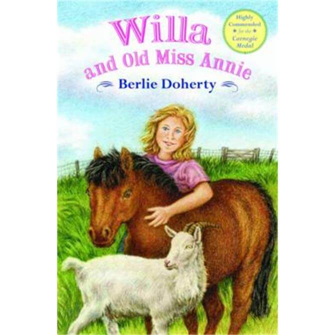 Willa and Old Miss Annie (Paperback) - Berlie Doherty
