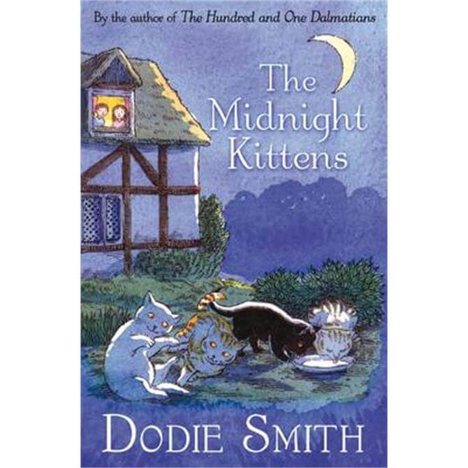 The Midnight Kittens (Paperback) - Dodie Smith