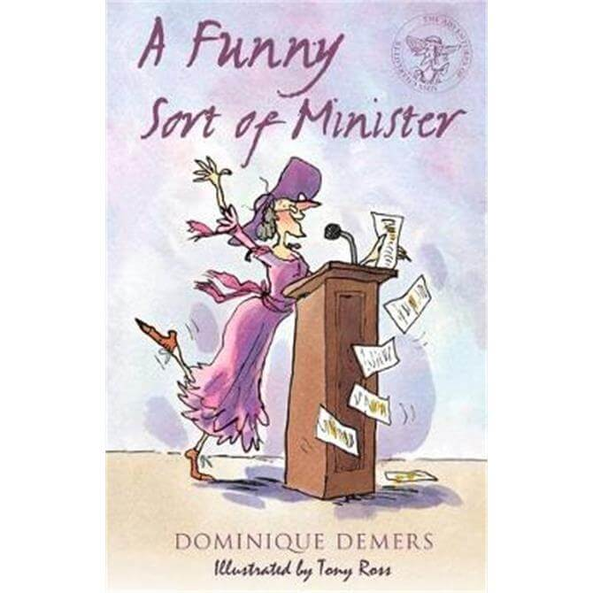A Funny Sort of Minister (Paperback) - Dominique Demers