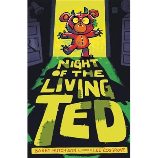 Night of the Living Ted (Paperback) - Barry Hutchison