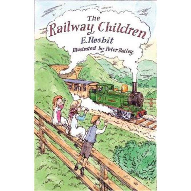 The Railway Children (Paperback) - Edith Nesbit