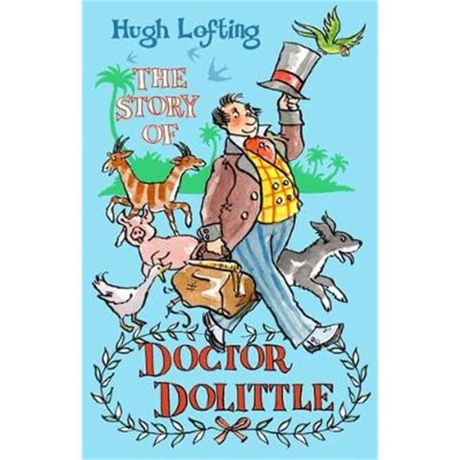 The Story of Dr Dolittle (Paperback) - Hugh Lofting