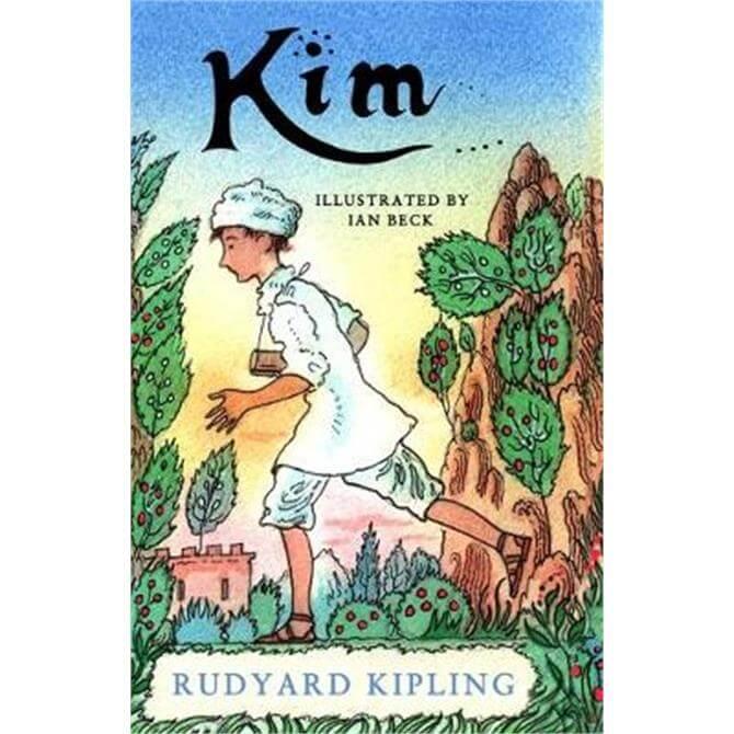 Kim (Paperback) - Rudyard Kipling