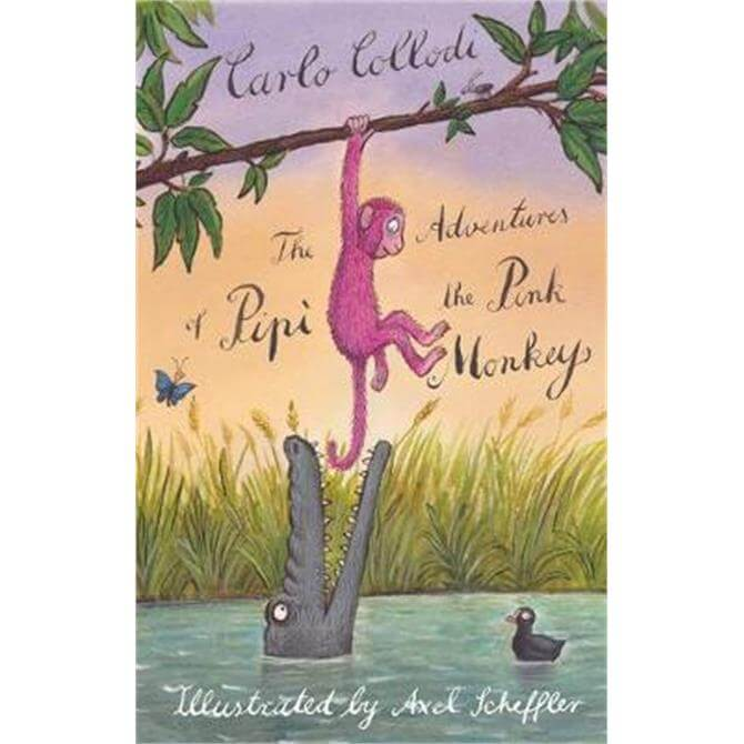 The Adventures of Pipi the Pink Monkey (Hardback) - Carlo Collodi
