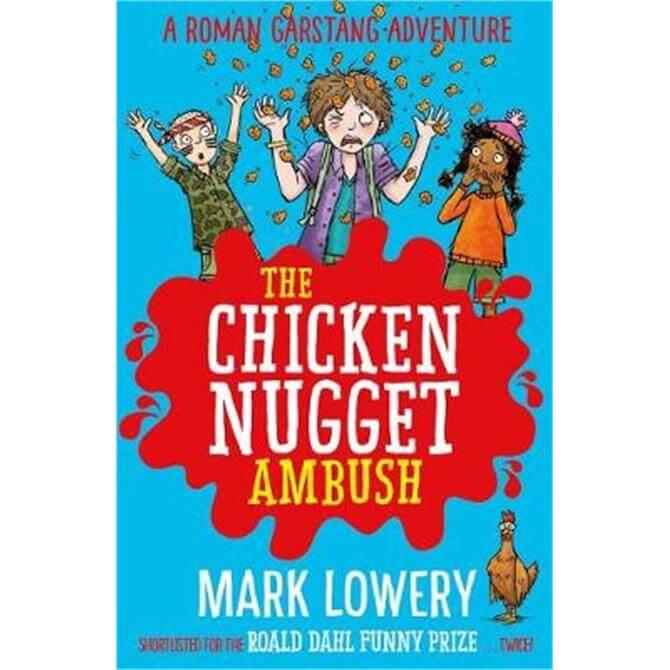 The Chicken Nugget Ambush (Paperback) - Mark Lowery