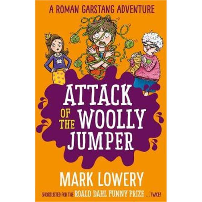 Attack of the Woolly Jumper (Paperback) - Mark Lowery