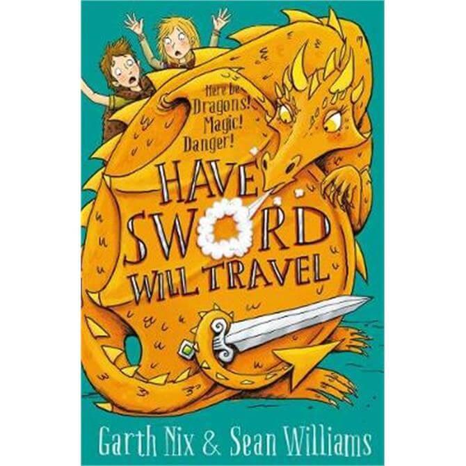 Have Sword, Will Travel (Paperback) - Garth Nix